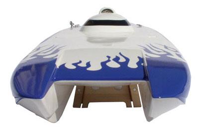 Radio Controlled Boats -Aquacraft U-18 Miss Vegas RTR Nitro Sport